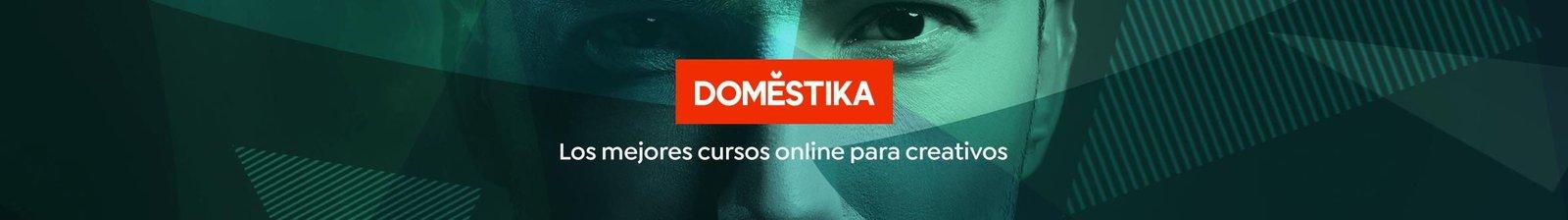 cursos virtuales domestika